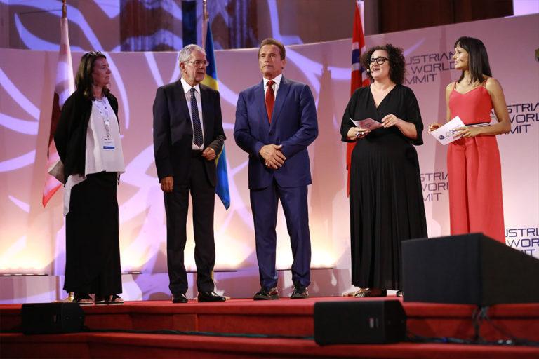 Alice Tumler | Austrian World Summit