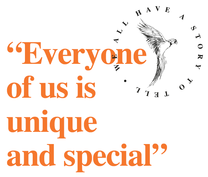 Alice Tumler | Everyone of us is unique and special
